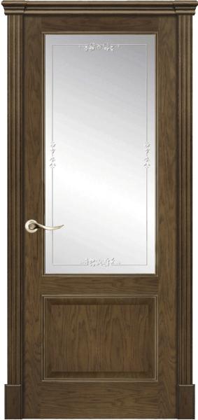 Дверь La Porte Коллекция NEW CLASSIC Модель 200-1-Лион