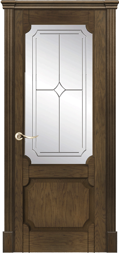 Дверь La Porte Коллекция NEW CLASSIC Модель 200-3-Милан