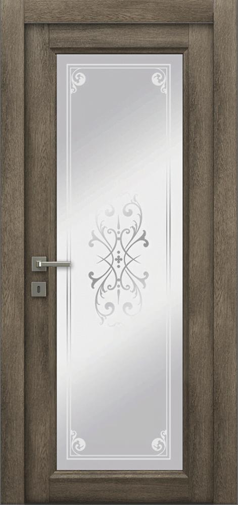 Дверь La Porte Коллекция MASTER Модель 400-1-Соло