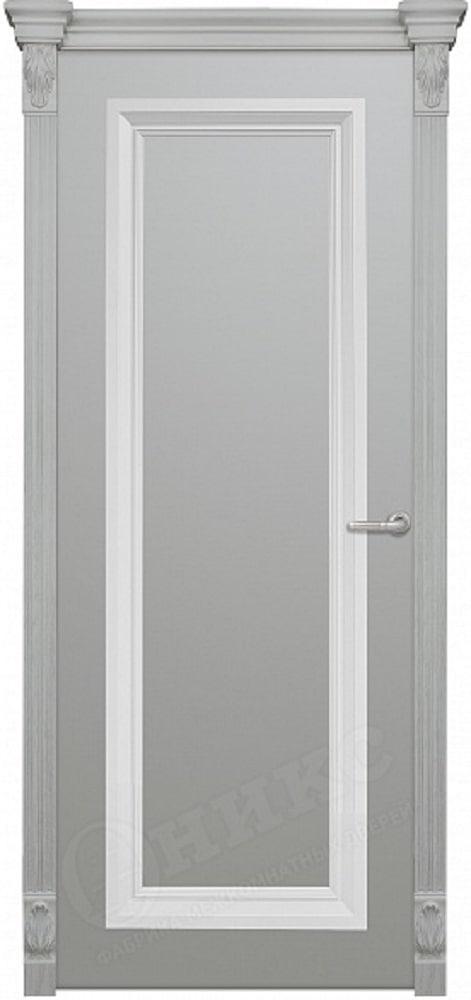 Дверь Оникс Коллекция Классика Модель Рим 1