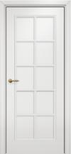 Межкомнатная дверь Оникс Турин с решеткой