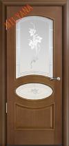 Межкомнатная дверь MILYANA Коллекция Caprica Рим