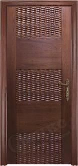 Дверь Оникс Коллекция Техно модель Парма 3Д