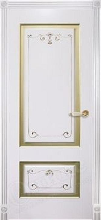 Дверь Марсель с фрезой