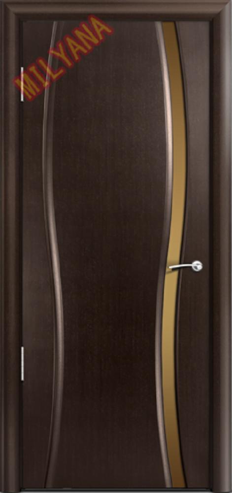 Межкомнатная дверь MILYANA Omega 1