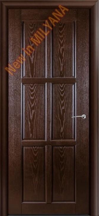 Межкомнатная дверь MILYANA Stella Natel 2