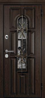 Входная дверь Металюкс модель СМ60