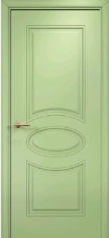 Дверь Эллипс фреза