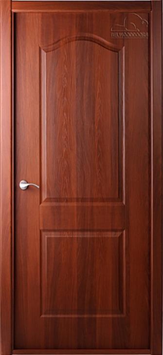 Межкомнатная дверь BELWOODDOORS глухая Орех итальянский