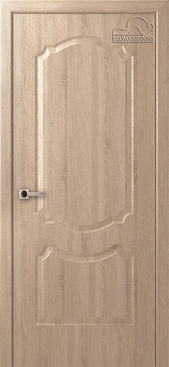 Межкомнатная дверь BELWOODDOORS Перфекта глухая Дуб дорато