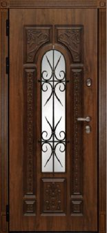 Входная дверь Сударь Рим Ковка