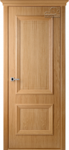 Межкомнатная дверь BELWOODDOORS Франческа глухая дуб