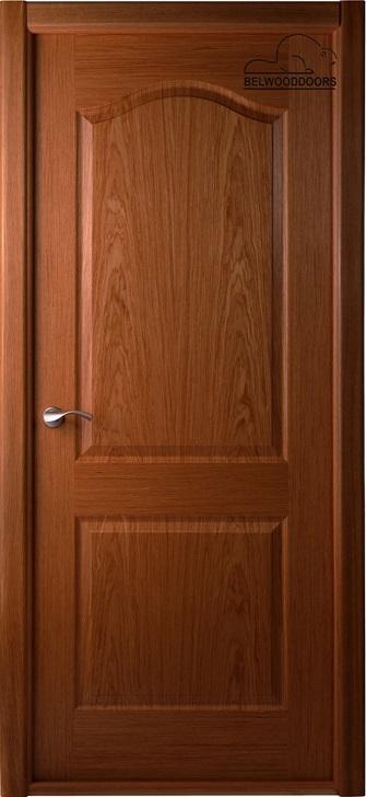Межкомнатная дверь BELWOODDOORS Капричеза глухая орех