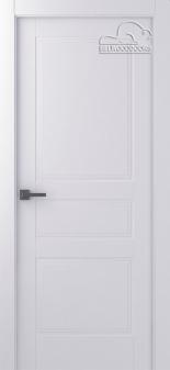 Межкомнатная дверь BELWOODDOORS Inari глухая белая