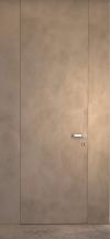 Скрытые двери под покраску