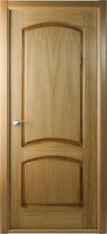 Межкомнатная дверь BELWOODDOORS Наполеон глухая дуб