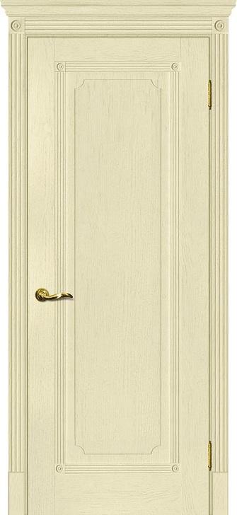 Межкомнатная Дверь Флоренция 1 Ваниль