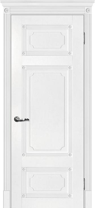 Межкомнатная дверь Флоренция 3 Белый