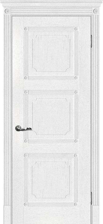 Дверь Флоренция-4 Пломбир
