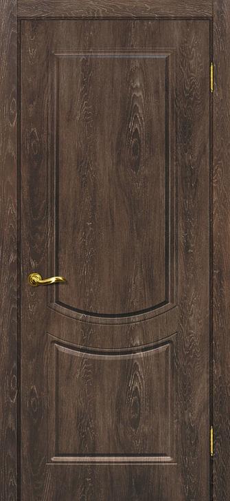 Межкомнатная дверь МАРИАМ Сиена-3, Дуб корица, глухая