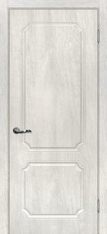Межкомнатная дверь МАРИАМ Сиена-4, Дуб жемчужный, глухая