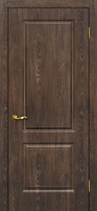 Межкомнатная дверь МАРИАМ Версаль-1, Дуб корица, глухая