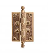 Дверная петля VAL DE FIORI VDF 102-4BB CH латунь состаренная