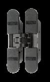 Петля скрытая 3D CEMOM Estetic 40A, чёрый.