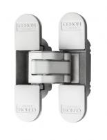 Петля скрытая 3D CEMOM Estetic 80A, белый.