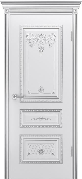 Межкомнатная дверь Трио Корона В3