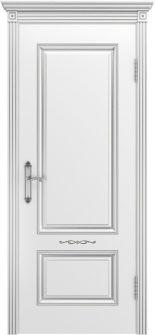 Межкомнатная дверь Дуэт 3Д Багет В1