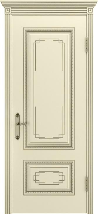 Межкомнатная дверь Дуэт 3Д Багет В2