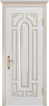 Межкомнатная дверь с патиной Октава В3
