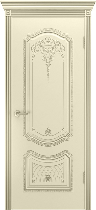 Межкомнатная дверь Соло Корона В3
