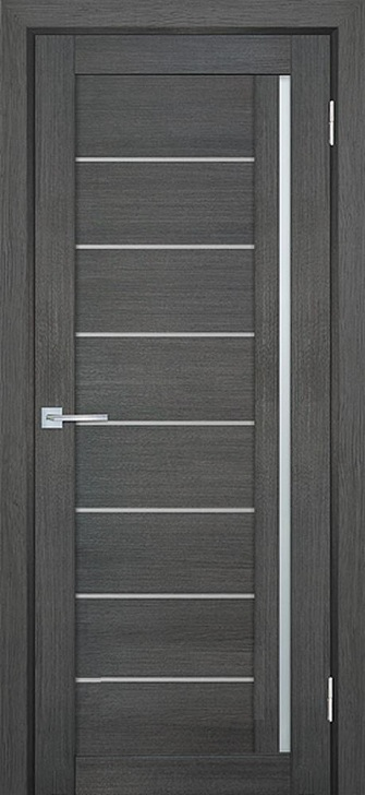 Межкомнатная дверь Техно 741 грей