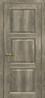 Межкомнатная дверь Тоскана 4 гриджио