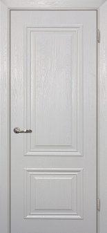 Межкомнатная дверь МАРИАМ Классик-1, Лунное дерево, глухая