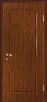 Межкомнатная дверь МАРИАМ Лидия, Итальянский орех, глухая