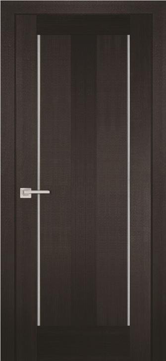 Межкомнатная дверь PROFILO PORTE PS-01, Венге Мелинга, глухая