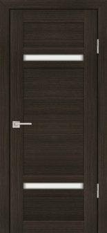 Межкомнатная дверь PROFILO PORTE PS-05, Мокко со стеклом Сатинат