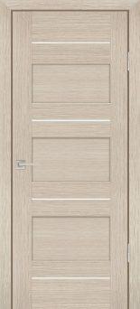 Межкомнатная дверь PROFILO PORTE PS-10, Капучино Мелинга, глухая