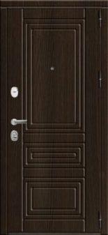 Входная дверь Зетта (Zetta) Модель Евро Профессионал