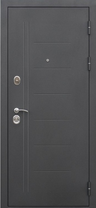Входная дверь 10 см Троя Муар Аляска