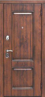 Входная дверь 9,5 см Вена Винорит Патина Орех Грецкий