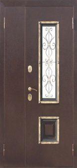 Входная Дверь Венеция Белый Ясень 1200*2050