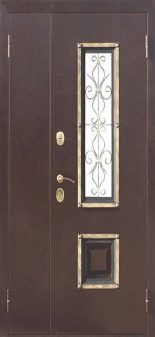 Входная Дверь Венеция Белый Ясень 1300*2050