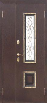 Входная Дверь Венеция Венге 1300*2050