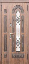Входная Дверь Vikont Грецкий Орех 1300*2050