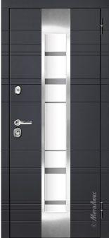 Входная Дверь Металюкс Элит М66/1