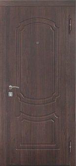 Входная дверь Классик Темный Кипарис